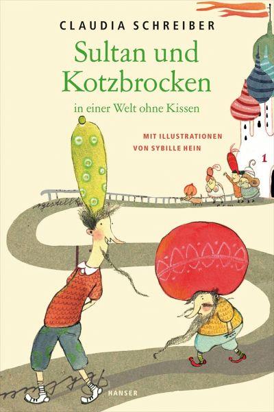 Buch-Reihe Sultan von Claudia Schreiber
