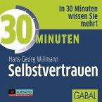 30 Minuten Selbstvertrauen, Audio-CD