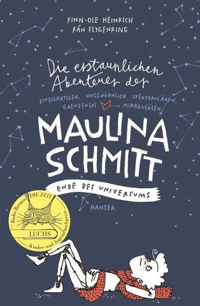 Buch-Reihe Die erstaunlichen Abenteuer der Maulina Schmitt