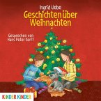 Geschichten über Weihnachten, Audio-CD