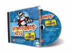 Bewegungshits für Jungs (& Mädchen), Audio-CD