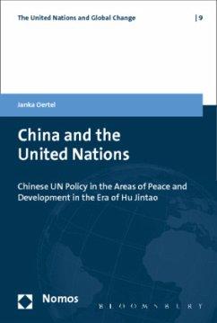 China and the United Nations - Oertel, Janka
