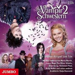 Die Vampirschwestern 2, Das Original-Hörspiel zum Film (2 Audio-CDs) - Gehm, Franziska