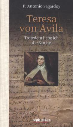 Teresa von vila von p antonio sagardoy buch - Teresa von avila zitate ...
