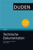 Duden Ratgeber - Technische Dokumentation (eBook, PDF)