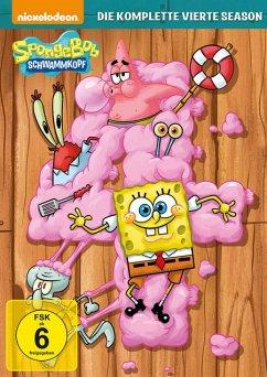 SpongeBob Schwammkopf - Die komplette vierte Season (3 Discs)