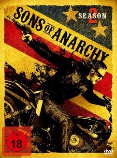 Sons of Anarchy - Season 2 DVD-Box