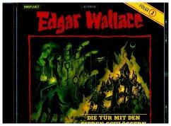 Edgar Wallace 02. Die Tür mit den Sieben Schlössern
