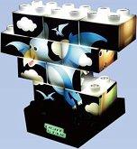 Light Stax, Bausteine, Puzzle Stax Dino-Version