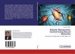 Robotic Manipulator Control Using Neural Networks