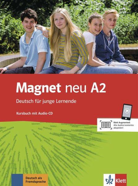 magnet neu kursbuch mit audio cd a2 schulb cher. Black Bedroom Furniture Sets. Home Design Ideas