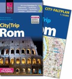 Reise Know-How CityTrip Rom - Schwarz, Frank; Simeoni, Roberta