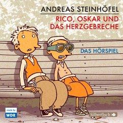 Rico, Oskar und das Herzgebreche / Rico & Oskar Bd.2 (MP3-Download) - Steinhöfel, Andreas