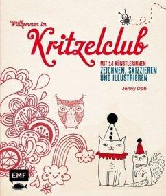 Willkommen im Kritzelclub - Doh, Jenny
