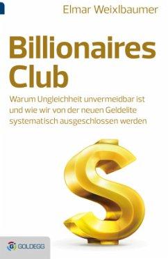 Billionaires Club - Weixlbaumer, Elmar
