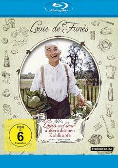 Louis und seine außerirdischen Kohlköpfe - Louis de Funès Collection - De Funes,Louis/Carmet,Jean
