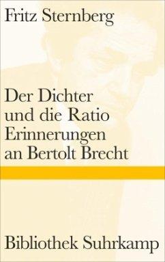 Der Dichter und die Ratio - Sternberg, Fritz