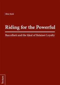Riding for the Powerful - Berck, Oliver