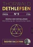 Ödipus der Rätsellöser - Die Erlösung der Seele, 3 Audio-CDs