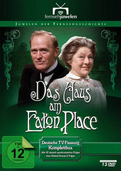 Das Haus am Eaton Place - Komplettbox (13 Discs)