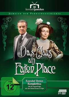 Das Haus am Eaton Place - Komplettbox (Extended Version, 21 Discs)