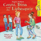 Conni, Dina und das Liebesquiz / Conni & Co Bd.10 (2 Audio-CDs)
