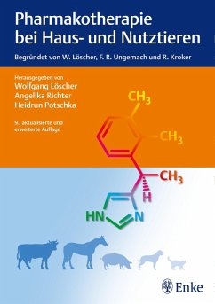 Pharmakotherapie bei Haus- und Nutztieren (eBook, ePUB)