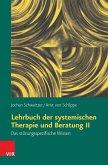 Lehrbuch der systemischen Therapie und Beratung II (eBook, ePUB)