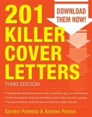 201 Killer Cover Letters Third Edition (eBook, ePUB)