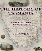 The History of Tasmania (eBook, ePUB)