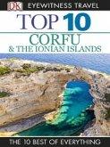 Top 10 Corfu and the Ionian Islands (eBook, ePUB)