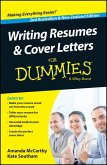 Writing Resumes and Cover Letters For Dummies - Australia / NZ, 2nd Australian and New Zeal (eBook, PDF)