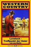 WESTERN COUNTRY 13: Lovelock - Treffpunkt der Geier (eBook, ePUB)