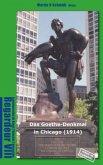 Das Goethe-Denkmal in Chicago (1914) Made in Germany