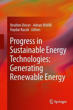 Progress in Sustainable Energy Technologies Vol 1