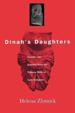 Dinah's Daughters (eBook, ePUB) - Zlotnick, Helena
