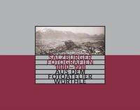 Salzburger Fotografien 1880-1918 aus dem Fotoatelier Würthle