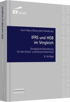 IFRS und HGB im Vergleich - Hayn, Sven; Waldersee, Georg Graf