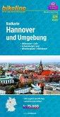 Bikeline Radkarte Hannover und Umgebung