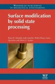 Surface Modification by Solid State Processing (eBook, ePUB)
