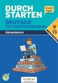 Durchstarten Deutsch Textsortentraining. Übungsbuch