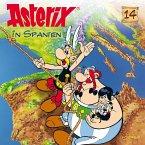 Asterix in Spanien / Asterix Bd.14 (1 Audio-CD)