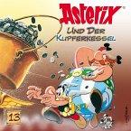 Asterix und der Kupferkessel / Asterix Bd.13 (1 Audio-CD)