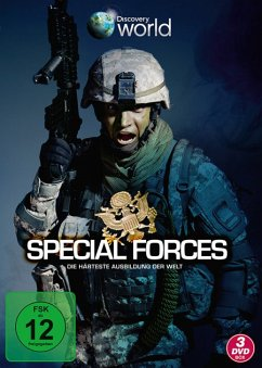 Special Forces - Die härteste Ausbildung der Welt DVD-Box - Diverse