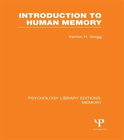 Introduction to Human Memory (PLE: Memory)