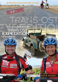 Trans-Ost-Expedition - Die 2. Etappe (eBook, ePUB)