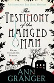 The Testimony of the Hanged Man (Inspector Ben Ross Mystery 5) (eBook, ePUB)