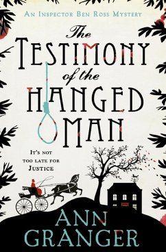 The Testimony of the Hanged Man (Inspector Ben Ross Mystery 5) (eBook, ePUB) - Granger, Ann
