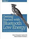 Getting Started with Bluetooth Low Energy (eBook, PDF)