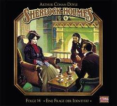 Sherlock Holmes - Eine Frage der Identität - Doyle, Arthur Conan